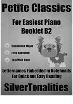 Petite Classics for Easiest Piano Booklet B2