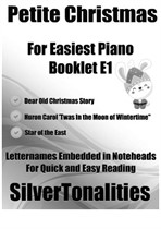 Petite Christmas for Easiest Piano Booklet E1